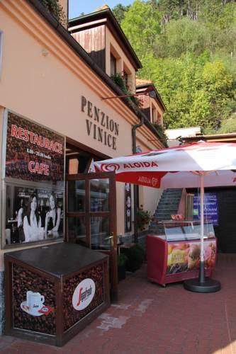 Penzion Karlštejn-Vinice