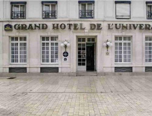 Best Western Grand Hotel de L'Univers