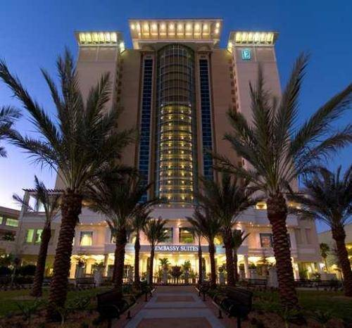 Embassy Suites Tampa Downtown Convention Center