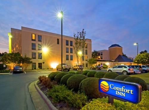 Comfort Inn near Fort Bragg