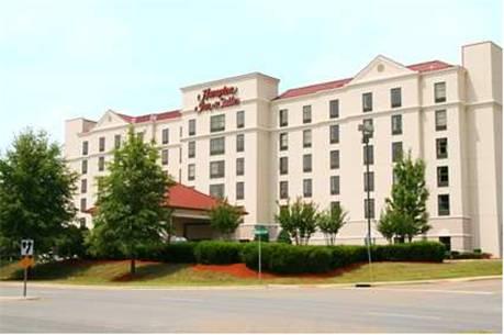 Hampton Inn & Suites Charlotte Motor Speedway Boulevard-Concord