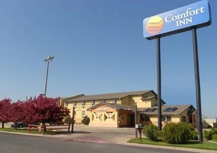Comfort Inn Hutchinson