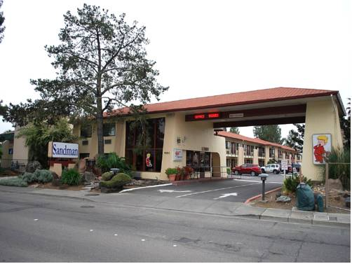 Sandman Inn Santa Rosa