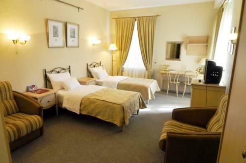 Amaranta Admiralteyskaya Hotel