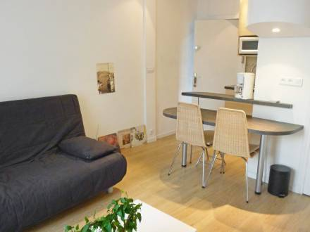 Apartment Bis rue Geoffroy Saint Hilaire Paris
