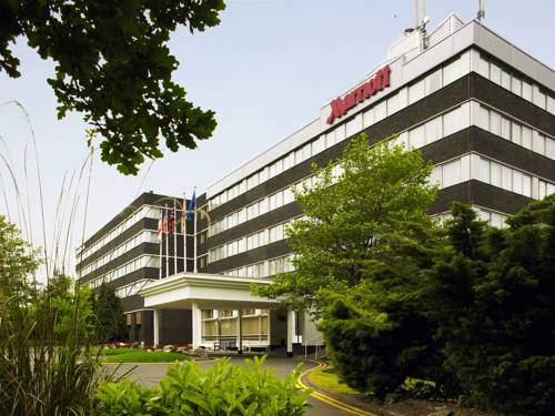 Newcastle Marriott Hotel Gosforth Park