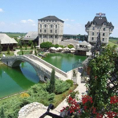 Ethno village Stanisici & Hotel Pirg