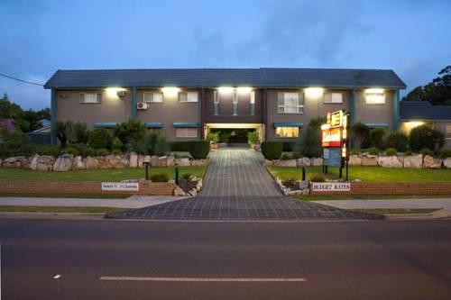 Leichhardt Motor Inn