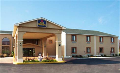Best Western Lincoln Illinois