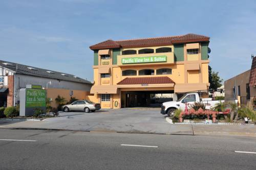 Pacific View Inn & Suites