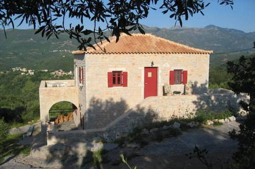 Villa Peloponnesos Marathea