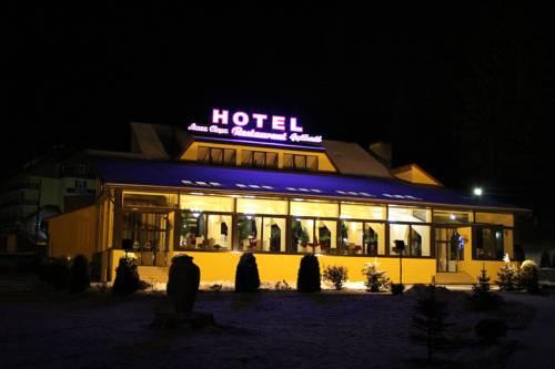 Hotel Lacu Rosu
