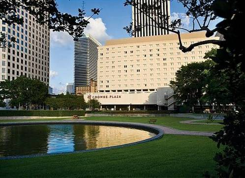 Crowne Plaza Hotel Houston Downtown