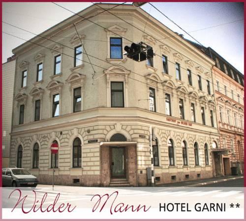 Hotel Garni Wilder Mann