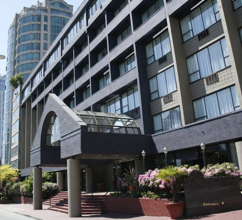 Quality Hotel Downtown-Inn at False Creek