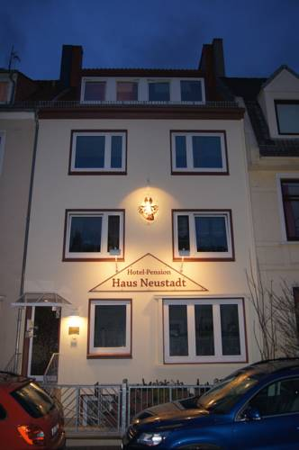 Hotel-Pension Haus Neustadt