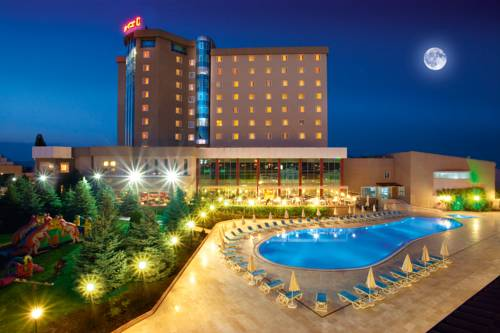 Ikbal Thermal Hotel