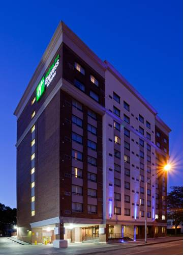 Holiday Inn Express & Suites - London Downtown