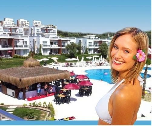Iassos Modern Resort Hotel