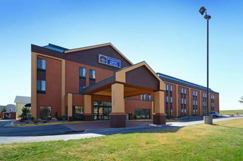Best Western Plus Kansas City Airport