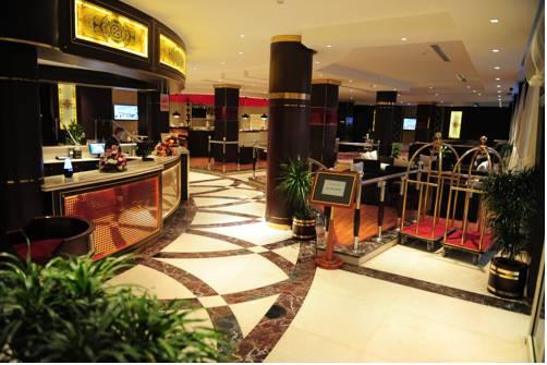 Carmen Hotel Suite