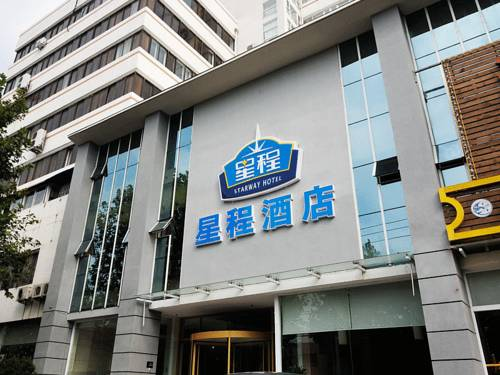Starway Hotel Qingdao Beer Street