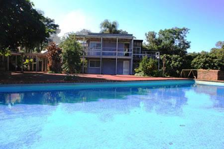 Apart Hotel Terrazas del Paraná