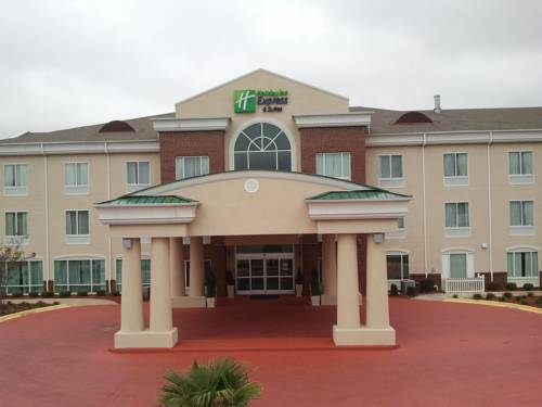 Holiday Inn Express Hotel & Suites Montgomery