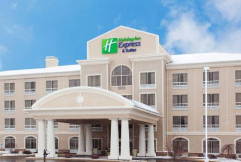Holiday Inn Express Rockford-Loves Park