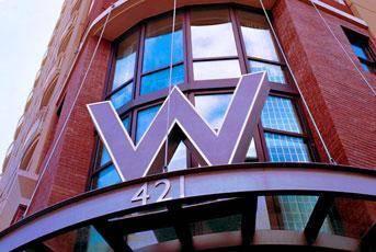 The W San Diego