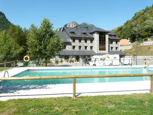 Hotel Camping Bielsa