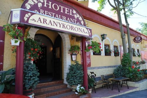 Aranykorona Hotel-Étterem & Sétáló Pince
