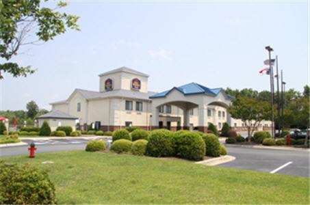 Best Western Plus Suites Greenville