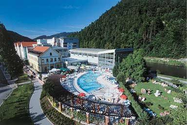 Hotel Zdravilisce - Thermana Lasko