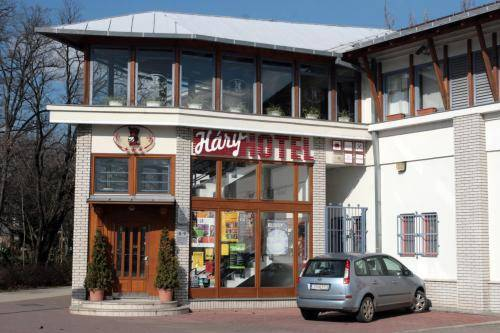 Háry Hotel Restaurant, Roulette Club
