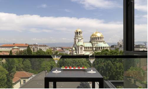 Sense Hotel Sofia