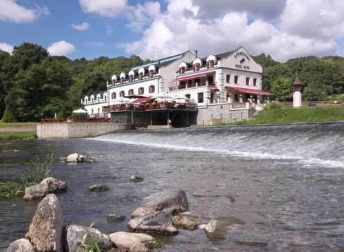 Romantic Hotel Mlýn Karlstejn