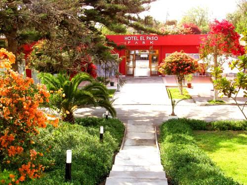 El Paso Park Hotel