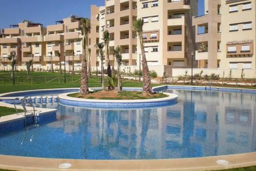 Apartment Penthouse Roza La Tercia
