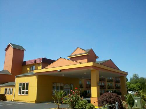 Americas Best Value Inn & Suites Salem/ The Cozzzy Inn
