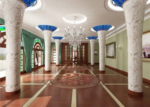 Ataturk Palace Thermal Hotel