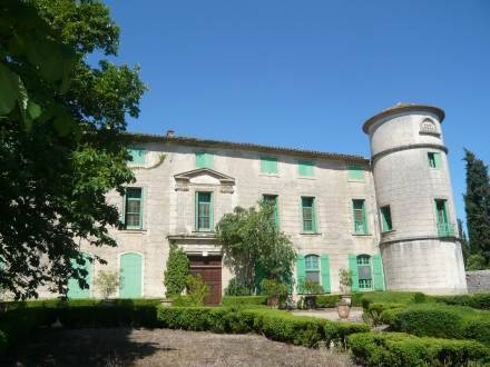 Holiday Home Chateau du Fesq Vic le Fesq