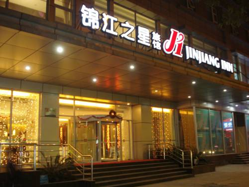 JJ Inns - Guangzhou Sun Yat-Sen's Memorial Hall