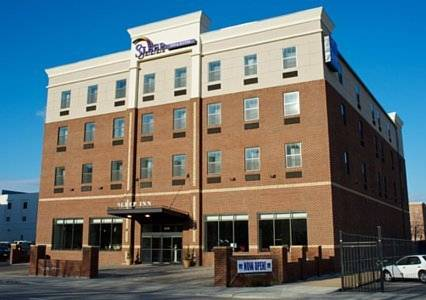 Sleep Inn & Suites Downtown Inner Harbor