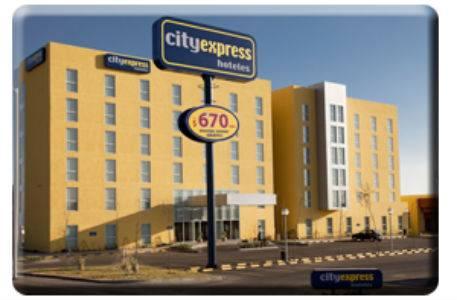 City Express San Luis Potosi Zona Universitaria
