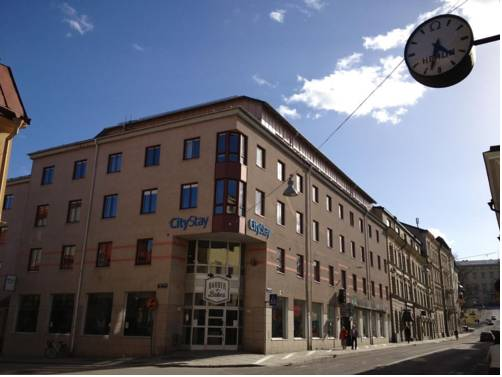 Uppsala City Stay