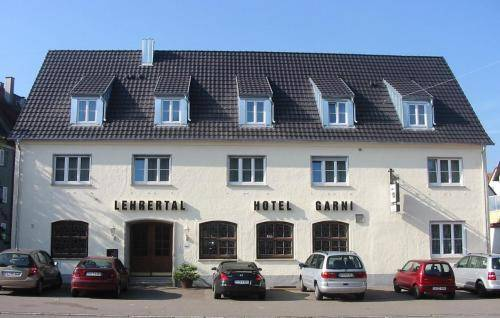 Hotel Garni Lehrertal
