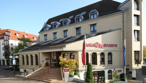 Mercure Hotel Bielefeld City
