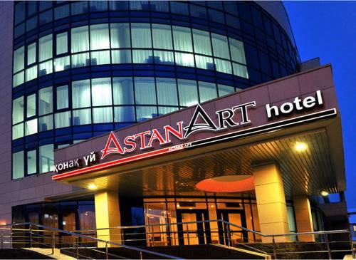 Art Hotel Astanа