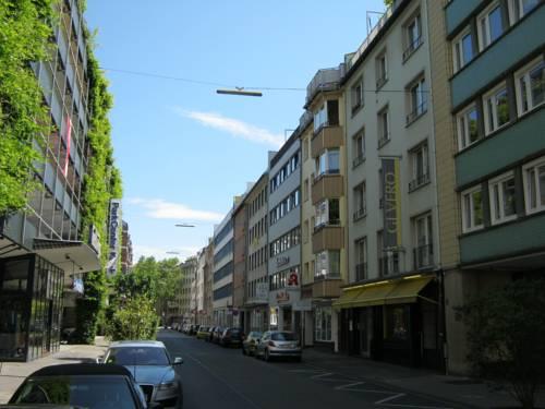 Apartment Bett am Rhein